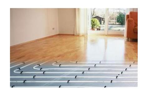 地暖地板铺设有方 普通地板切勿对号入座