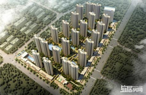 新力·帝泊湾预计5月底开盘楼栋为16/17栋