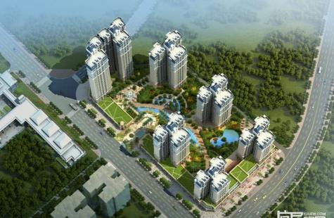 龙林上观项目新品规划中,暂未明确新品户型及楼栋