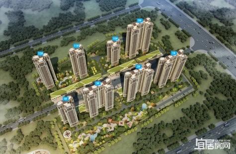 中骏雍景湾将推出1/2栋建面97/116/126平米户型
