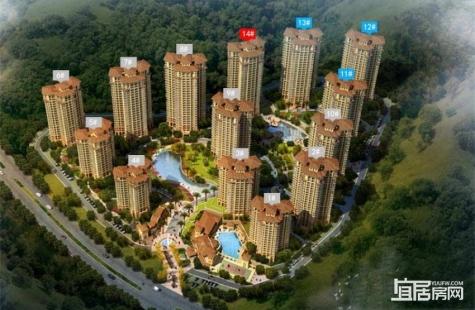 依云小镇目前在售14号楼,均价为8200元/平米