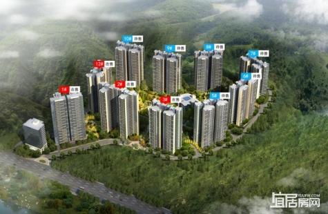 恒福山语海在售1-3/12栋房源