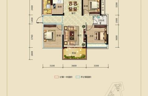 惠州【御城水都】11月23日首次开盘1栋2单元,均价13500
