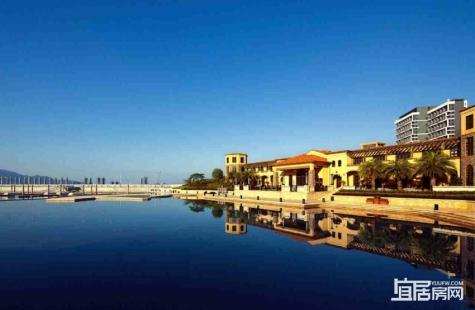 碧桂园十里银滩在售五期维港湾1/2栋,均价12850元/平米