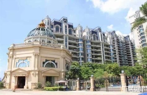 合生国际新城在售7期42栋,均价10000元/平
