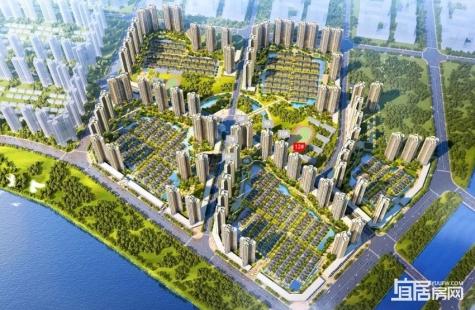 德威江誉城12栋已开盘,均价11000元/平米
