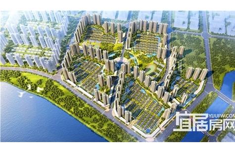 德威江誉城5号楼89/110/120㎡信息登记中 预计1月推出