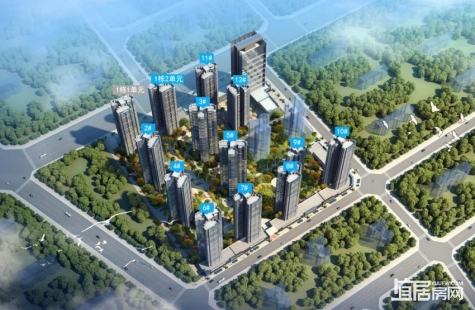 惠州华廷悦府2栋已取得预售证,具体开盘时间尚未公布