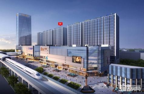惠州天益城2期5栋住宅还有少量在售,目前6/7栋开始做信息登记