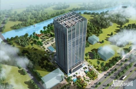 惠州壹品名仕大厦在售建面150-1220平房源 均价13500元/㎡
