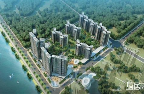惠州中海水岸城花园在售在售8期1-4栋均价11500元/平
