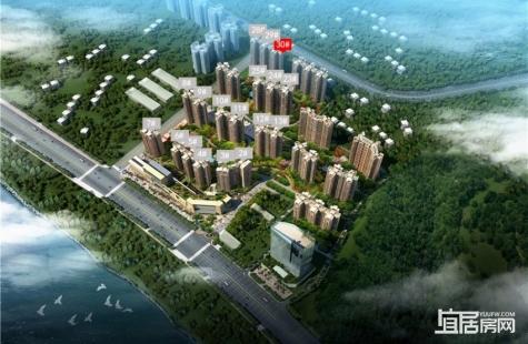 惠州星岸城现在售30栋建面100/115/130/135平米户型,均价为7500元/平
