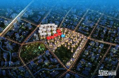 惠州隆生仲恺花园将推二期22/23栋,预计12月份开盘
