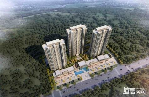 惠州新力蓝湾首批新品3栋90-108平米预计12月底开盘