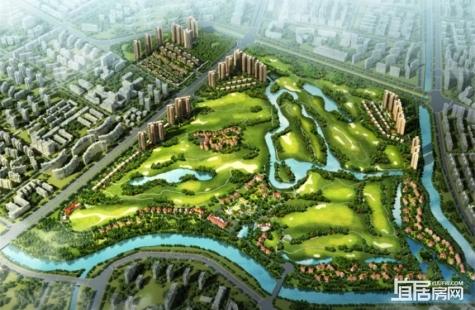 惠阳恒大棕榈岛在售38/39栋户型建面为94/113/120/125平