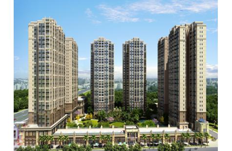 东投云城在售第5栋房源 后续推出新品