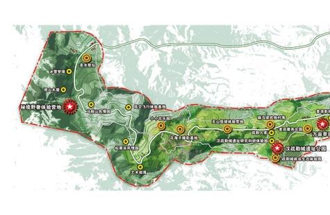 江布拉克国家森林公园总体规划获国家批复