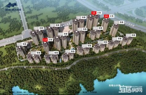 御湖观邸在售5/6栋均价11500元/平米