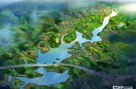 雅居乐白鹭湖新品还没有开建