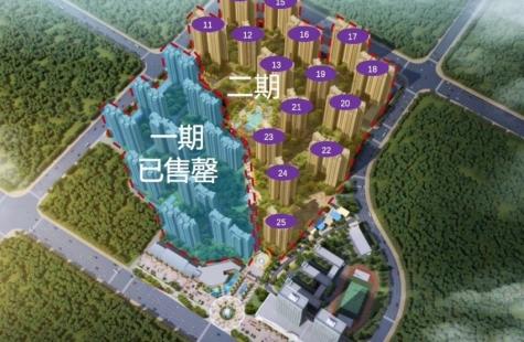 新华联广场在售二期18栋,5月中下旬推出新品
