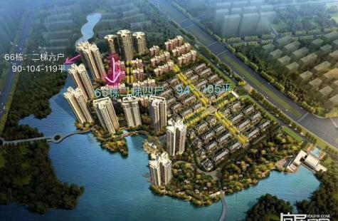 泰丰牧马湖新品65栋、66栋启动诚意登记
