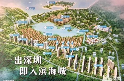 合生滨海城在售二期5-6区1栋、2栋