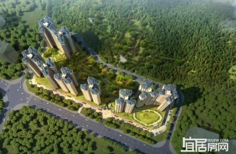 惠阳雅居乐珑禧花园项目建设中,预计6月入市
