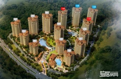 依云小镇5月1日推出三期11号楼