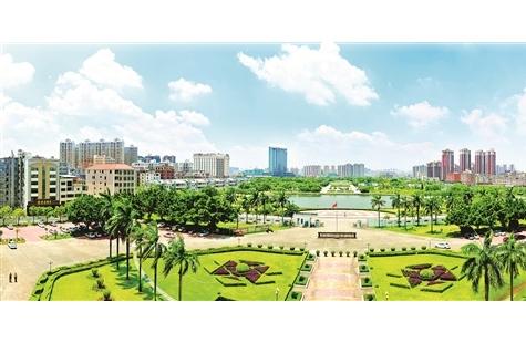水口街道:高水平产城融合 提升生态颜值发展竞争力