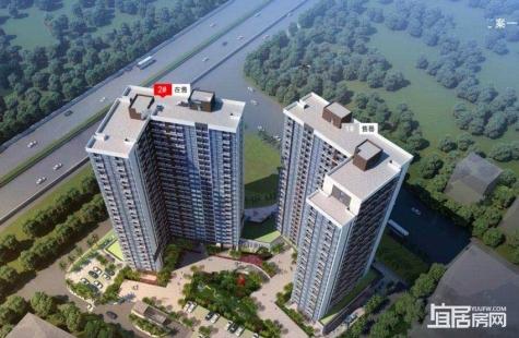 中洲理想仓在售2栋公寓