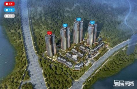东旭千江月项目在售1栋高层