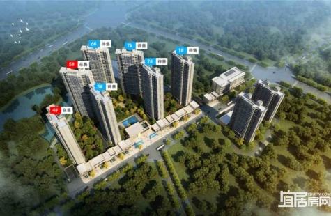 新力君悦湾花园将推4/5栋住宅