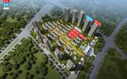 领地兰台府在售高层及别墅,下批加推9栋高层
