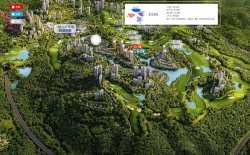 星河山海半岛在售G4栋新品,以及别墅产品总价335万起