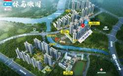 中洲公园城在售7栋,价格11200-12000/㎡毛坯交房