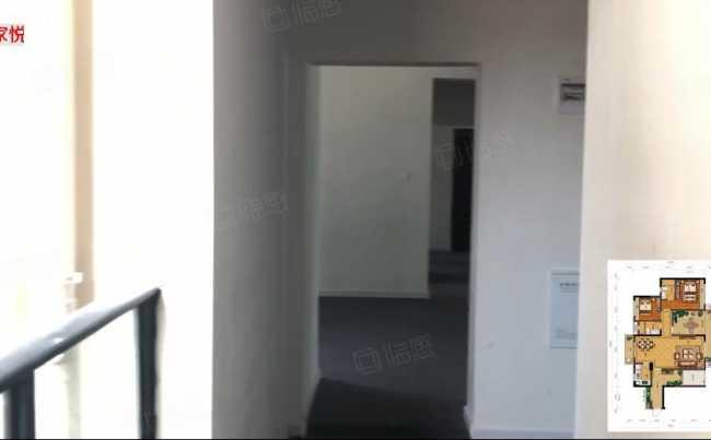 家悦龙庭111平米样板间视频
