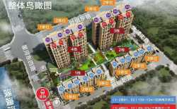 惠州花样年花好园在售1/2/3/4栋,备案价格11344-12748元/平米