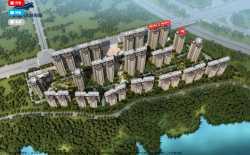 荣盛御湖观邸在售最后两栋5/6栋,整体备案均价11000元/㎡