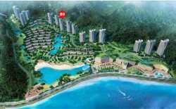 惠州九铭屿海在售B9栋精装海景公寓