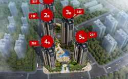 大亚湾香树御园1/2/3/5栋取得预售证,直接认购