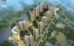 惠阳新祺园三期新品6栋9月初正式启动,建面73~89平米2-3房户型