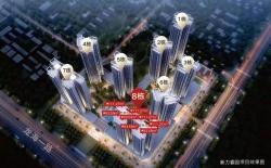 惠州新力睿园首批新品8栋预计9月中旬推出