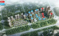 惠州海伦堡潼湖国际在售高层8500元/㎡,别墅11500元/㎡