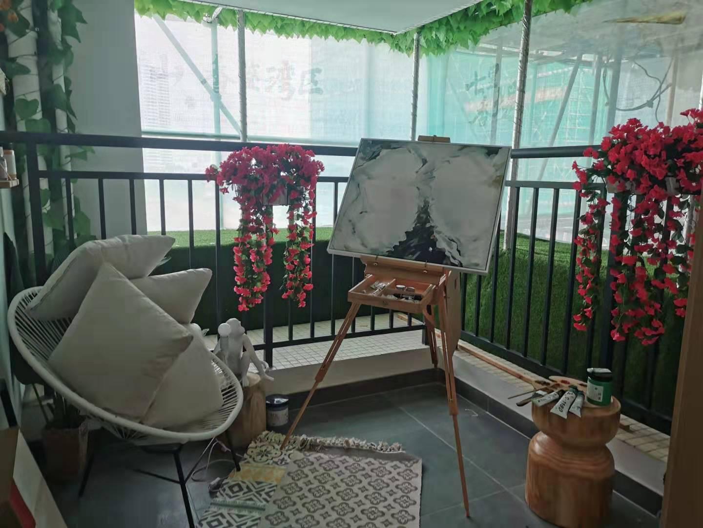 修邦七里香堤花园114平样板间
