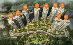 惠阳雅居乐珑禧花园在售3、5栋,折后单价10500元/㎡起