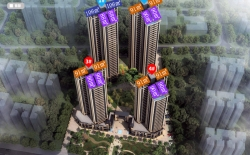 大亚湾桂业上林苑首期新品3/4栋即将入市,预计11月中旬开盘