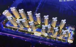 惠州东方铂悦府营销中心已开放,预计11月中旬首次开盘