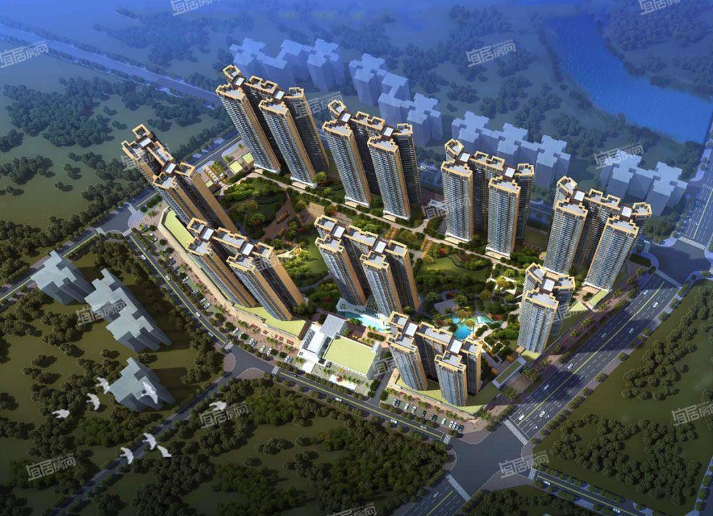 碧桂园城央印象效果图