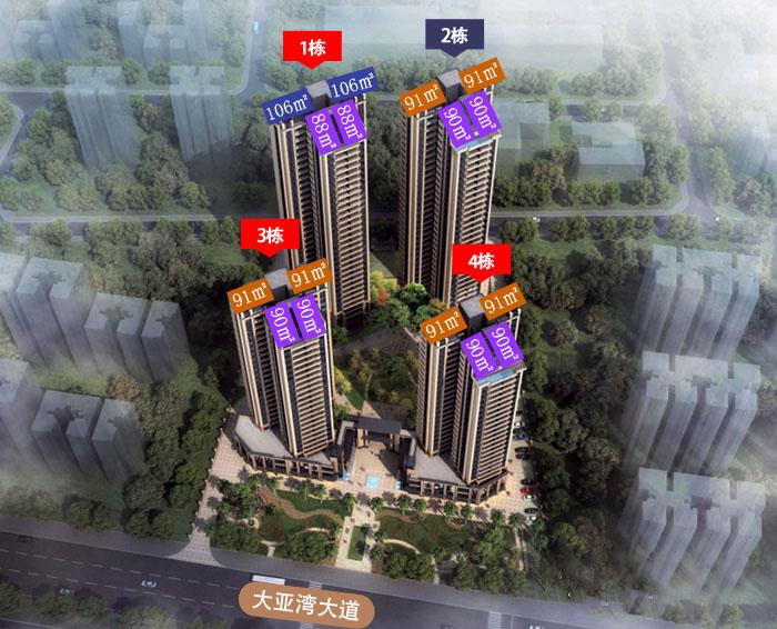 华扬上林苑效果图