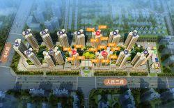 惠阳东方铂悦府地铁口800米,政务中心价格洼地,首付只需1成